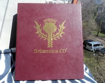 Vintage encyclopedia Britannica Old english encyclopedia Computer encyclopedia  Video encyclopedia Laptop encyclopedia