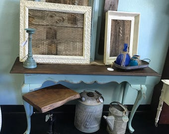 Vintage Entry / Sofa Table