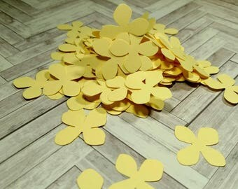 Flower Confetti Table Scatter Wedding Confetti Party Supplies Flower Confetti Bulk