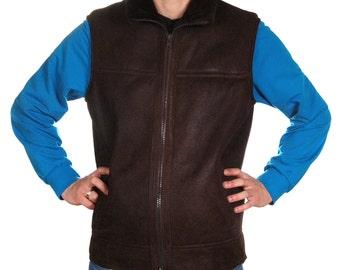 sheepskin vest;men jacket; winter vest; man sheepskin jacket; warm jacket