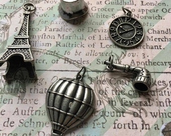 Charms/Pendants - Turn of Century Style
