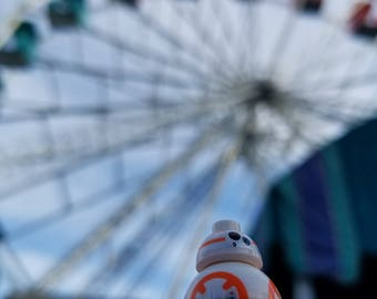 Lego Photography - BB8