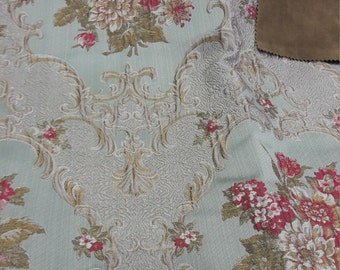 SALE!!!FedEx!!!by the Meter,Yards,Damask,Chenille,Jacquard,Turkish,Ottoman Style,Exclusive Chenille Upholstery Fabric, Fabric-FRZ