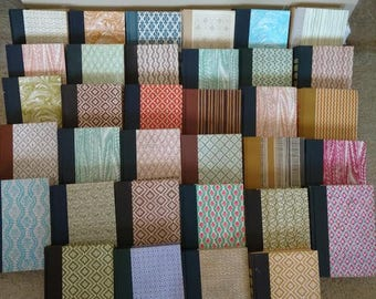 43 Reader's Digest Condensed Books - all kinds of cool patterns!