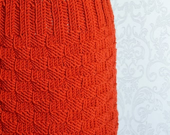 "elegant knit skirt ""Marisol"""