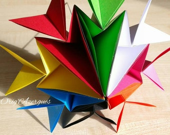 Check out new origami flower