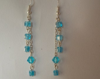 d ear loop Pearl glass