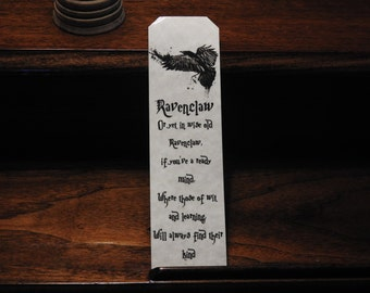 Harry Potter Bookmark- Ravenclaw
