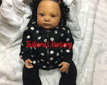 African American/ Biracial Reborn babies