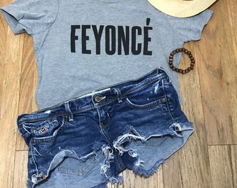 FEYONCE shirt | crewneck | tee | bride | bachelorette | fiance | *see drop down menu for all options