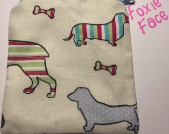 Dog / Puppy coin purse