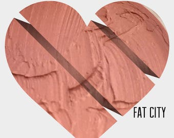Fat City Pure Mineral  Lip Stain