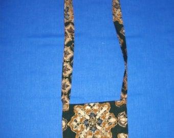Cross Over Bag Large Flower Shape