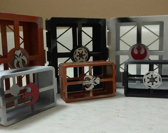 Painted X-Wing Miniatures Card Box Set