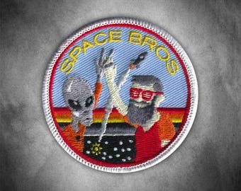 Space Bros Patch