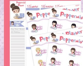Sticker Junkie planner stickers #329