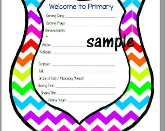 Primary Conducting Sheet