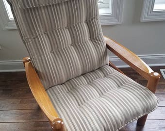 Vintage Domino Mobler Chair from Denmark