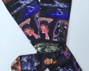 Star Wars Socks | Star Wars Lover Gift | Cool Birthday Gifts | Space Socks |Stocking Stuffers | Space Gift |Kids Socks| Space Socks