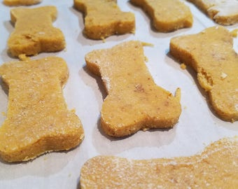 Pumpkin Peanut Butter Treats