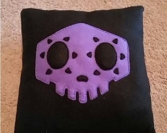 Overwatch Sombra Pillow