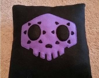 Overwatch Sombra Pillow