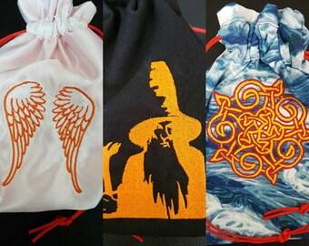 Tarot/Angel/Oracle/Rune/Treasure Bags