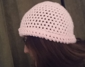 Crocheted Hats - Solid Colors