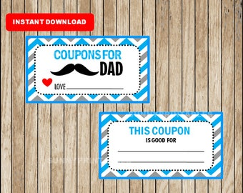 Blank coupon | Etsy