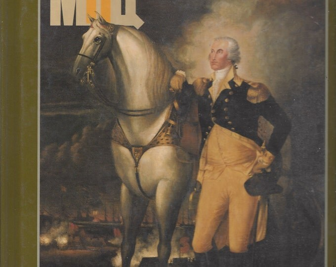 The Quarterly Journal of Military History: Autumn 1995 Volume 8, Number 1