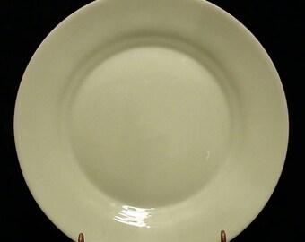 Vintage Jadeite Plate. Large unmarked Jadeite Plate or Platter.