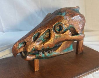 Griffin Skull