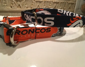 Denver Broncos Dog Collar  (Price is for only ONE)