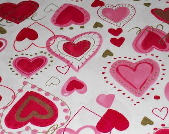 Heart to Heart Fabric