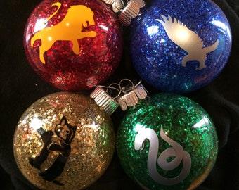Harry Potter Ornament Set