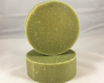 Rustic Shave Soap - Handmade Soap