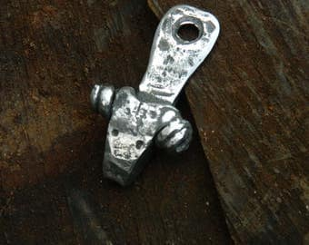 Hand Forged Rams Head Bottle Opener