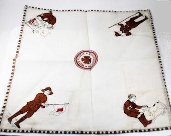 1920's Boy Scout Handkerchief  291