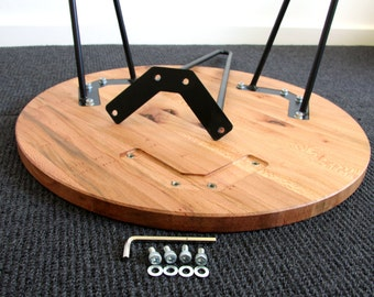Hairpin Leg Side Tables
