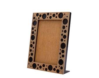 Wood Photo Frame Rosewood
