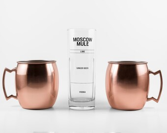 Moscow Mule Set