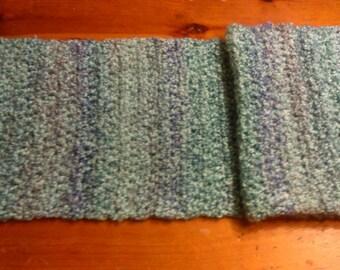 Hand Crocheted Waterfall Shawl