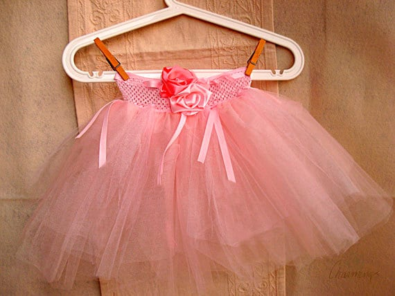 Pretty in Pink Tutu, Princess Tutu, Ballerina Tutu, Dress-up Tutu
