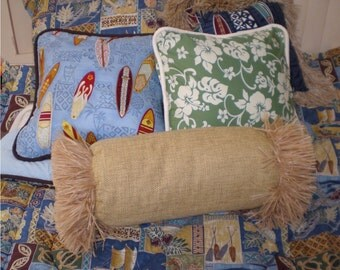 Hawaiian Comforter Set Twin Hawaiian Days Blue