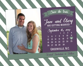 Save the Date (Digital, Card or Magnet)
