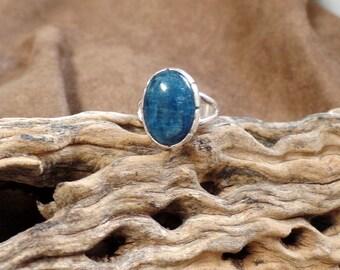 Elegant Apatite Ring 1210