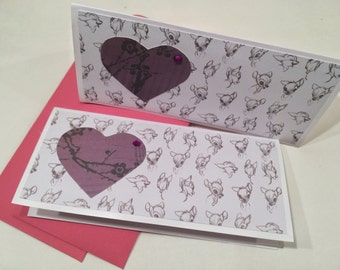 Love cards / home made card