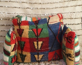 Promotion beautiful poufs with very pretty cousin of azilal