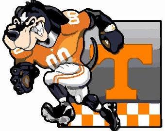 Tennessee Vols 5x7