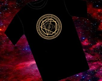 Esoteric Mystical Symbol t-shirt (inspired by Doctor Strange)